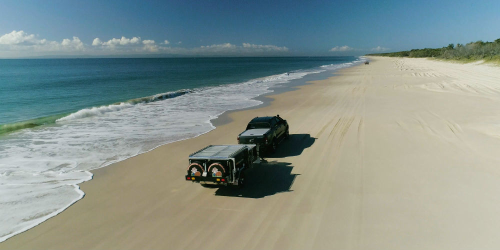 Voyager 2 Titanium Edition Camper Trailer Of The Year