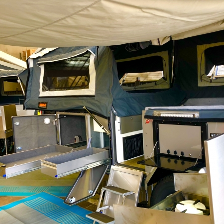 Camper trailer VIC