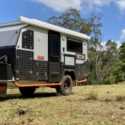 camper trailer QLD