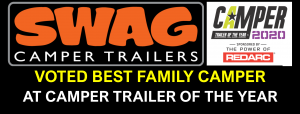 Camper Trailer of the Year | Swag Camper Trailers Brisbane