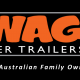 built in brisbane swag camper trailers